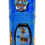 Paw Patrol Liquid Crystal Display Tin Watch