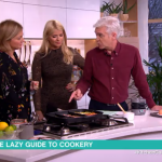 Masterpan on ITV with Holly and Phillip