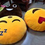 1 Meter Round Cushions