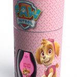 Paw Patrol Pink Tin