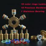 TY-FSM6 - Brass Spinner