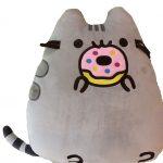 Doughnut Pusheen Pillow