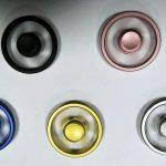 Metal - Wheel Spinner