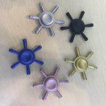 Metal - Ships Wheel