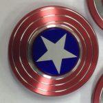 Metal - Shield Stripy
