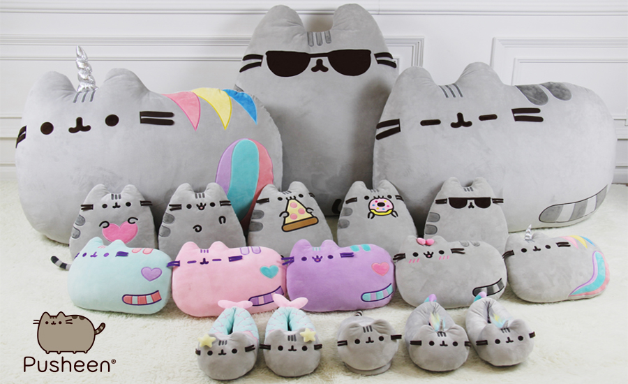 PUSHEEN PACKAGE FJTG