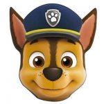 Paw Patrol Chase Shape Face