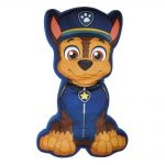 Paw Patrol Chase Velor Cushion