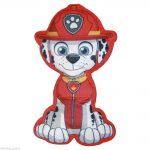 Paw Patrol Marshall Velor Cushion
